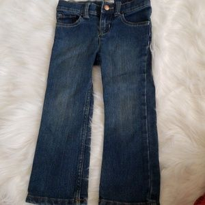 Place 3T bootcut stretch jeans